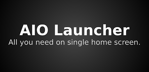 AIO Launcher MOD APK 3.1.1 (Premium SAP)