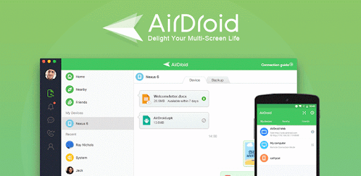 AirDroid: Remote access & File 4.2.6.6
