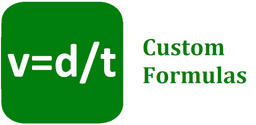 Custom Formulas MOD APK 7.1 (Paid)