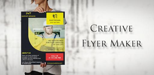 Flyers,Poster Maker, Graphic Design, Banner Maker 57.0 (PRO)
