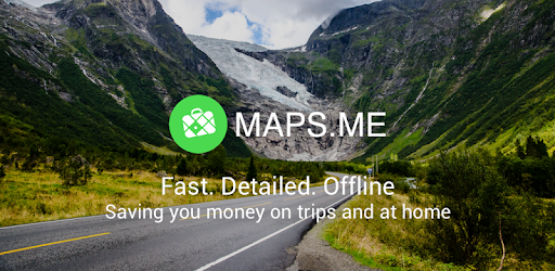 MAPS.ME MOD APK 12.0.5-Google