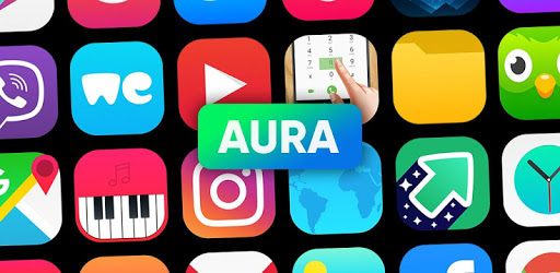 Aura – Icon Pack 6.2.1 (Patched)