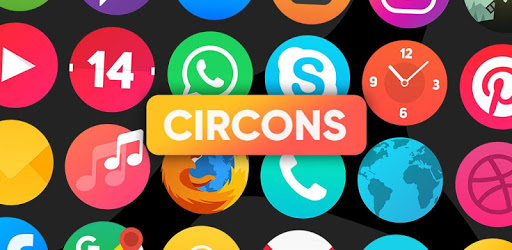 Circons Icon Pack – Colorful Circle Icons 6.2.1 (Patched)
