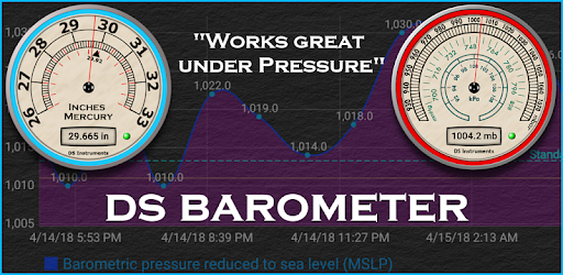 DS Barometer MOD APK 3.78 (PRO)