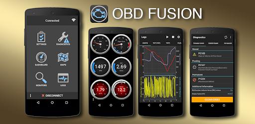 OBD Fusion (Car Diagnostics) v5.4.0 (Patched)