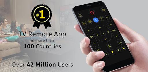 Universal Smart / IR TV Remote Control PREMIUM 1.0.23