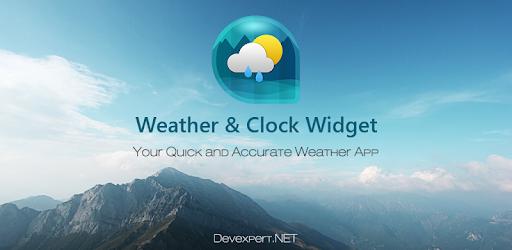 Weather&Clock Widget AdFree 4.2.6.7 (Paid)