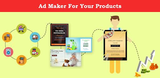Ad Maker, Digital Marketing Advertisement Maker 30.0 (PRO)
