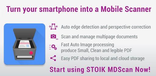 Mobile Doc Scanner (MDScan) + OCR 3.8.22 (Patched SAP)