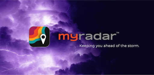 MyRadar Weather Radar MOD APK 8.17.2 (Pro)