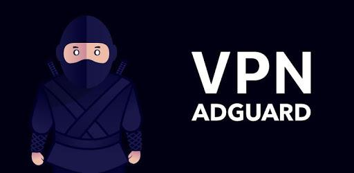 AdGuard VPN MOD APK 1.2.115 build 58603 (Pro)