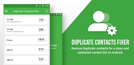Duplicate Contacts Fixer and Remover v2.1.2.29 (Pro)