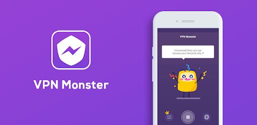 Unlimited Free VPN Monster – Fast Secure VPN Proxy 1.9.3 (VIP)