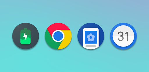 Bedo Adaptive Icon Pack v1.6.7 (Patched)