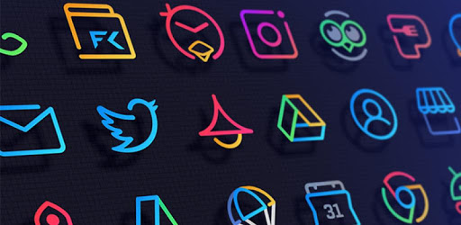 LineX Icon Pack v3.7 (Patched)