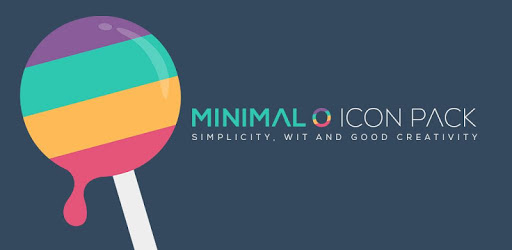 Minimal O – Icon Pack 4.3 (Patched)