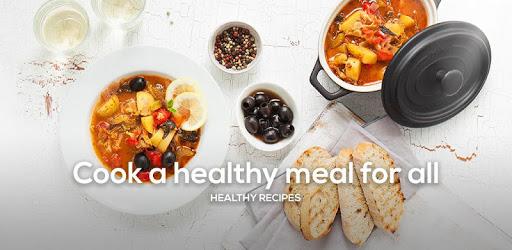 Healthy Recipes MOD APK 28.0.0 (SAP) (Premium)