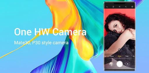 One HW Camera MOD APK 3.3 (Premium)