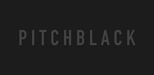 PitchBlack S MOD APK 36.1 (Patched)