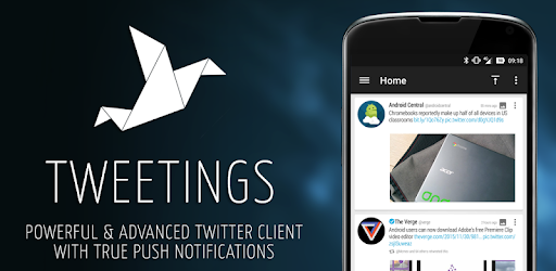 Tweetings for Twitter v13.1.9 (Patched)