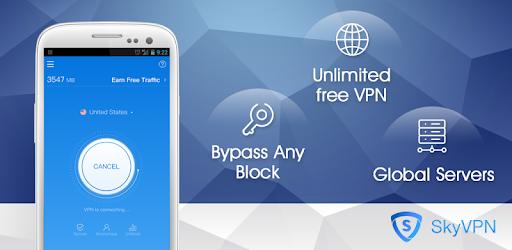 SkyVPN MOD APK 3.0.5 (Premium)