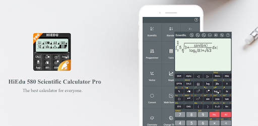 HiEdu Scientific Calculator He-580 Pro 1.1.8 (Paid)