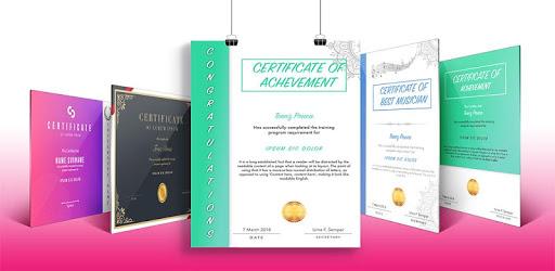 certificate generator maker premium v4 app dlpure