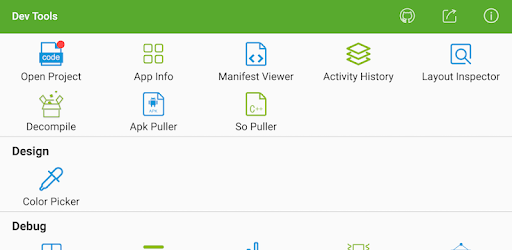 Dev Tools(Android Developer Tools) – Device Info 6.3.6-gp (Pro) (Full Unlocked)