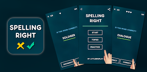 Spelling Right MOD APK 21.0 (Paid PRO)