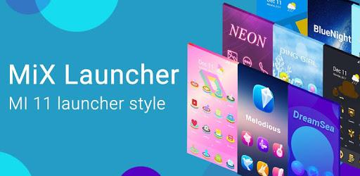 MiX Launcher V2 for Mi Launcher (No Ad) 3.0 (SAP final Premium)