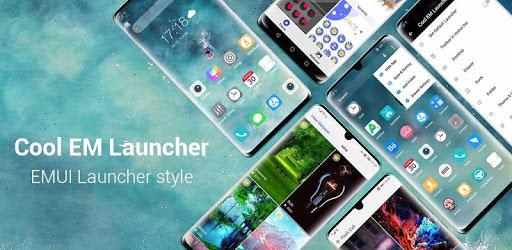 Cool EM Launcher – for EMUI launcher 2020 all 6.1 final (Premium)