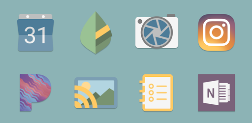Blutum – Icon Pack 1.7.0 (Patched)