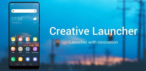 Creative Launcher – Quick & smart launcher 2020 6.3 (Prime)