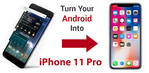 Phone 11 Launcher, OS 13 iLauncher, Control Center 7.3.6 (Vip)