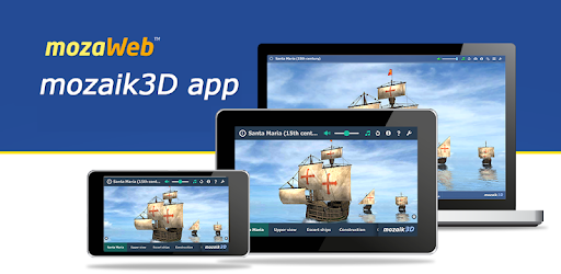 mozaik3D – Animations, Quizzes and Games 2.0.254