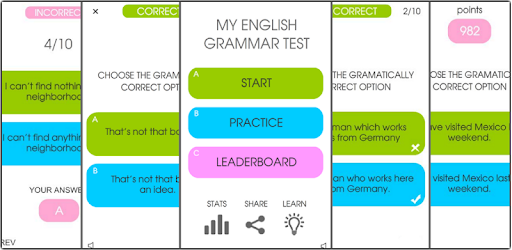 My English Grammar Test PRO 20.0 (paid)