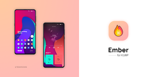 Ember for KLWP v2020.Oct.23.19 (Paid)