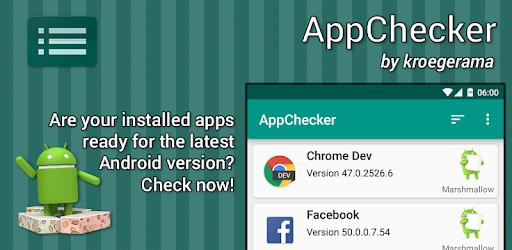 AppChecker  MOD APK 3.0.3 (Pro)