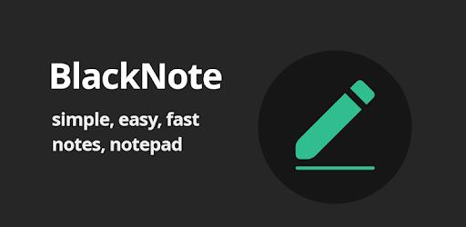 BlackNote Notepad Notes 2.2.1 (AdFree SAP)