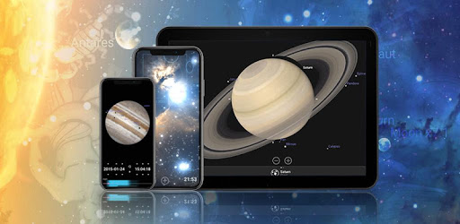 Stellarium Mobile Plus – Star Map 1.7.6 (Patched)
