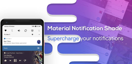 Material Notification Shade 18.2.4.2 (Pro)