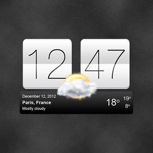 Sense V2 Flip Clock & Weather 5.91.7 (Premium)