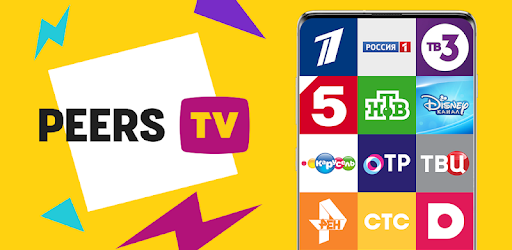 TV Peers.TV. See First, CTC and TV channels v6.26.0 (Premium)