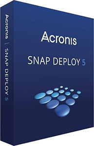 Acronis Snap Deploy v5.0.2012 + Bootable ISO