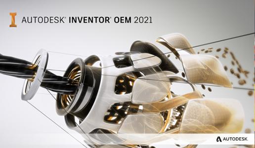 Autodesk Inventor OEM 2021 (x64)