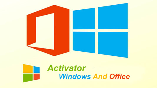 Activator Windows 8, 8.1, 7, 10 and Office 2010-2016