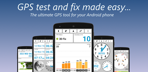 GPS Test MOD APK 1.6.3 buid 57 (Premium)