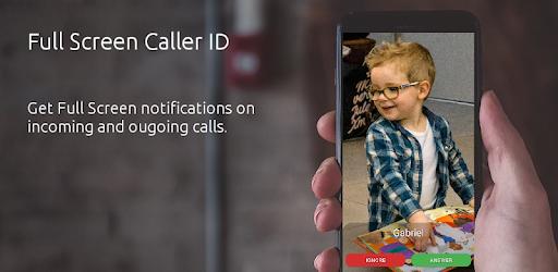 Full Screen Caller ID v15.1.10 (Pro-Mod-SAP)