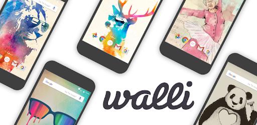 Walli MOD APK 2.10.0.99 (Premium)
