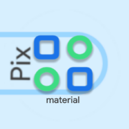 Pix Material Icon Pack 5.1build (Patched)